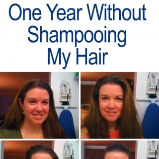 What Happens When You Don't Shampoo Your Hair For A Year