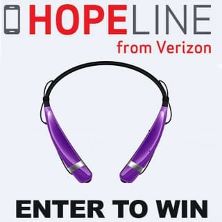 Supporting Domestic Violence Survivors With HopeLine® from Verizon