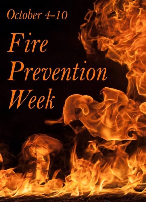 It's Fire Prevention Week. Have you done all you reasonably can to prevent fires in your home? This checklist will tell you if you have!