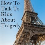 How To Talk To Children About Tragedy