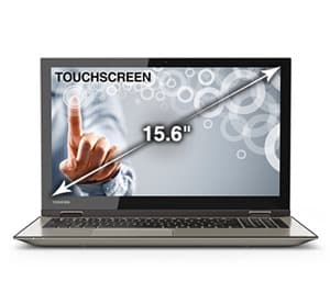 Enter to win a Toshiba Satellite Fusion 15 Laptop! This is a really powerful computer with a screen that can flip all the way to tablet mode - so versatile!
