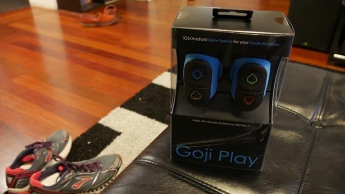 Goji Play 2 in box
