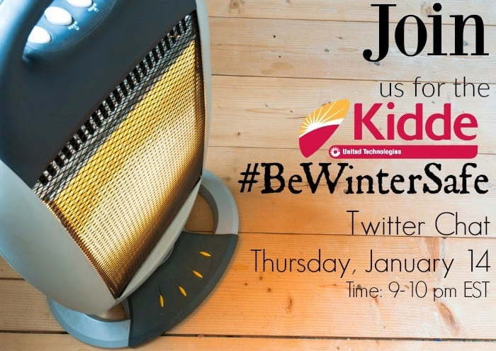 #BeWinterSafe with Kidde!