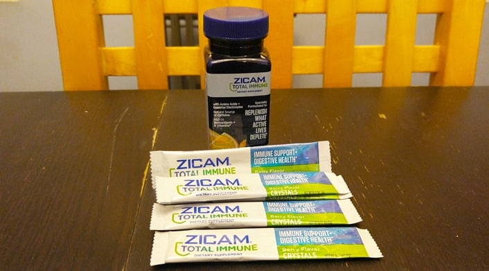 Zicam Total Immune Melts and Crystals