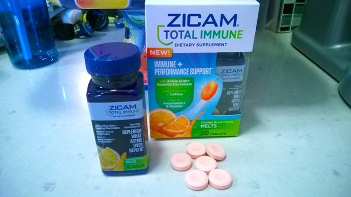 Zicam Total Immune Melts