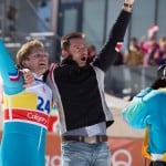 Chatting With The Stars Of Eddie The Eagle