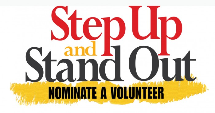 Do you know an outstanding volunteer firefighter? Nominate him or her for the Step Up and Stand Out program, sponsored by Kidde!