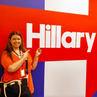 A Tour of Hillary Clinton's Brooklyn Campaign Headquarters