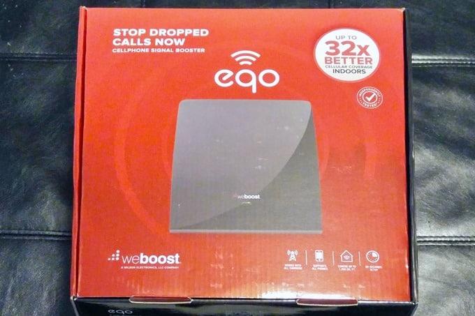 weBoost EQO box