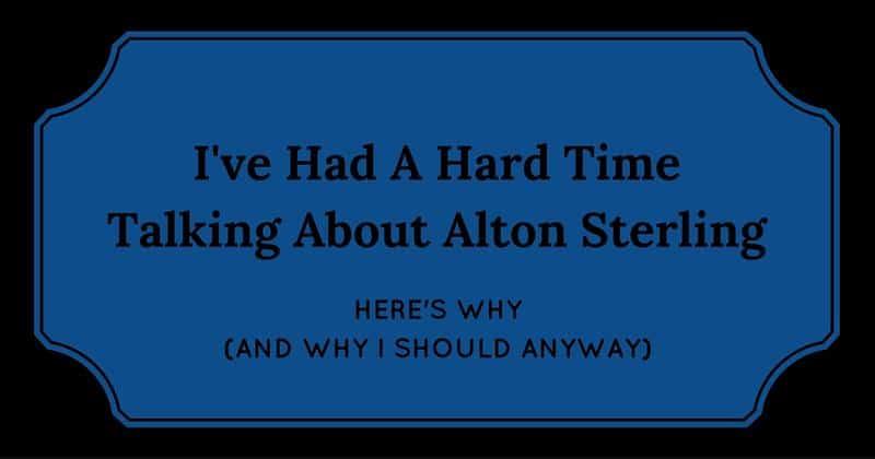 Alton Sterling - Facebook