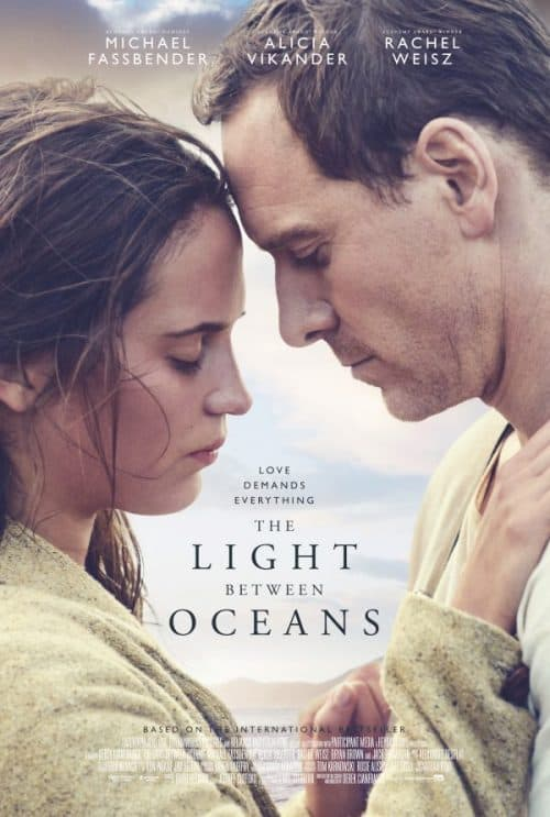 """People who had read the book warned me to bring tissues to see the new movie, """"The Light Between Oceans."""" I should have brought electrolytes as well. Here's my review."""