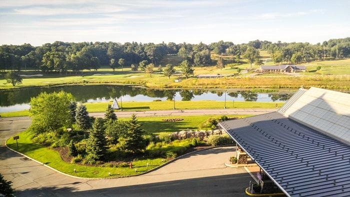 Mount Airy Casino and Resort view