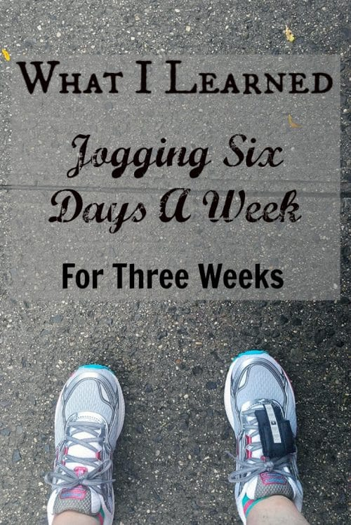 So what happens when an overweight, out of shape woman jogs six days a week for several weeks, using a couch to 5K program? Some good things, some bad things, some surprising things, and some painful things. #c25k #exercise #jogging