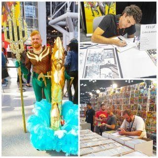 A Newbie Guide To Comic Con