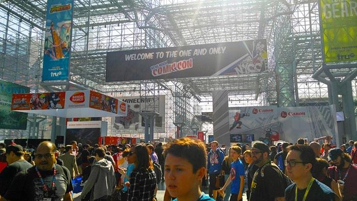 New York Comic Con - Welcome to Comic Con