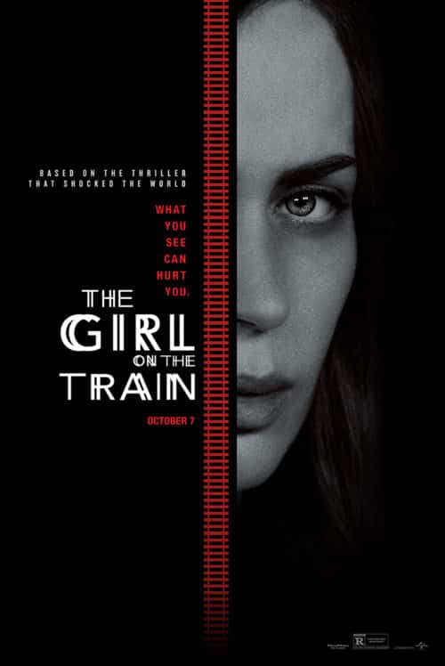 Do not read this if you haven't seen The Girl On The Train yet! I interviewed the cast, but there were a couple of great answers that I couldn't publish before the movie came out. Now that it's out, if you've seen it, come on over!