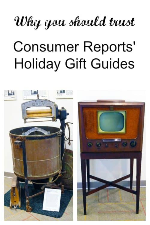 Consumer Reports goes to great lengths to make sure that their reviews are unbiased. You can be sure that their gift guides do not include any pay-for-play products! There are guides for small kitchen appliances under $100, holiday travel safety, tech gifts, holiday tipping guides, and so much more.