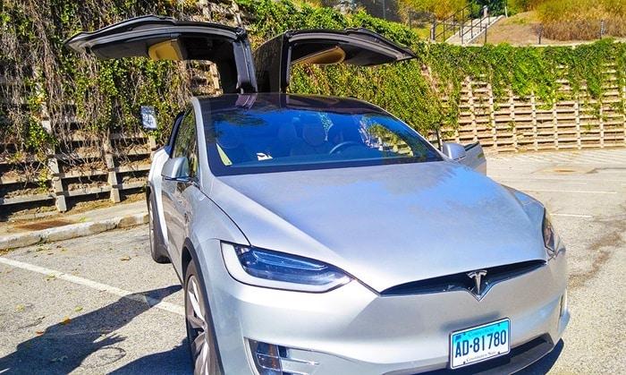 Consumer Reports Ambassadors HQ Tour 2016 - Tesla Model X