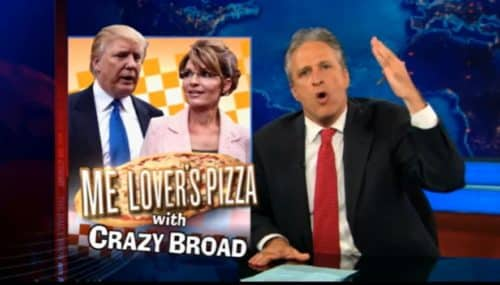 I'm going to need a lot more videos like these, from the old Daily Show, to get through the next four years.