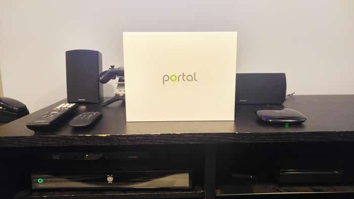 Portal Urban WiFi Router - unit in box