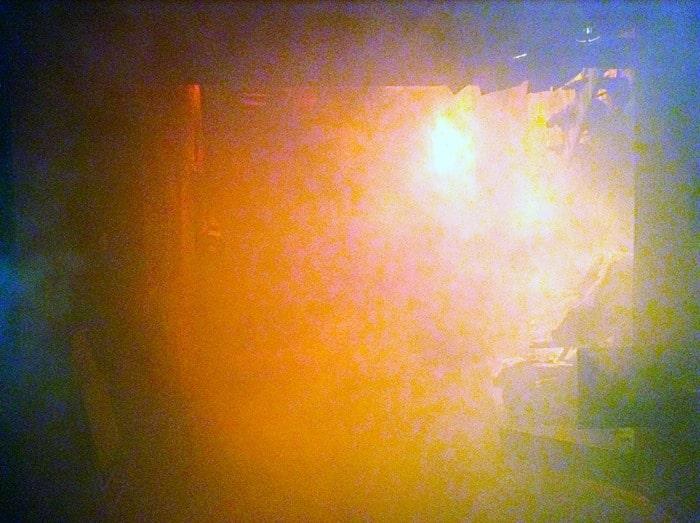 FDNY Fire Zone NYC - fake smoke