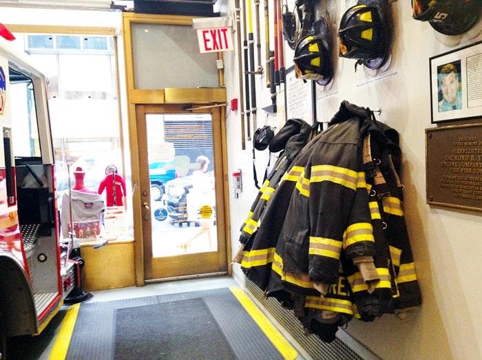 FDNY Fire Zone NYC - firefighter gear