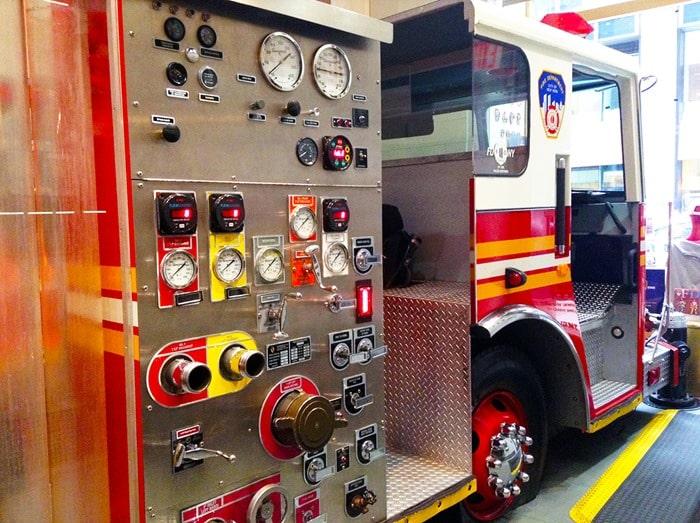 FDNY Fire Zone NYC - fire truck replica
