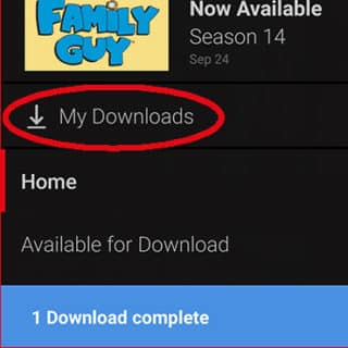 How To Use The New Netflix Download Feature
