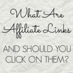 What Are Affiliate Links, And Should You Click On Them?