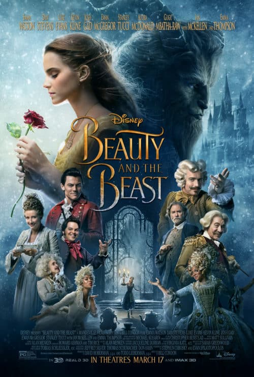 Remaking a classic is always iffy, but Disney succeeds with their live-action remake of Beauty and the Beast. It's beautiful, emotional, and maybe a bit too long. But so worth it.