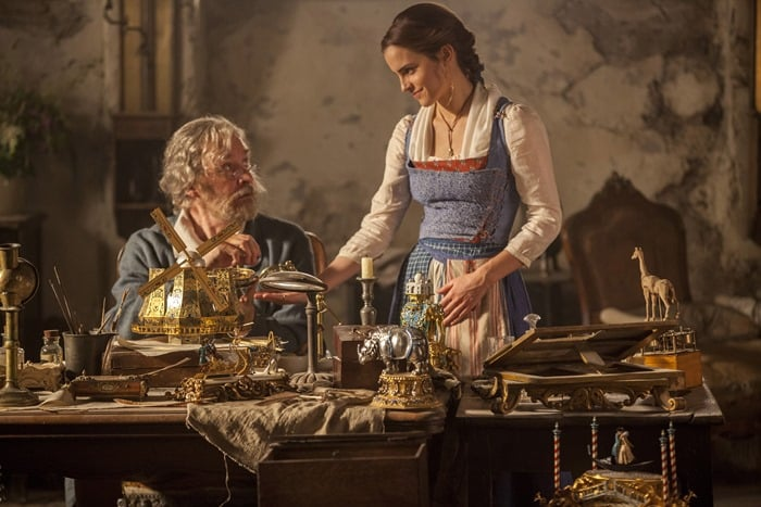 Beauty and the Beast - Maurice and Belle