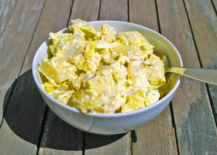 Instant Pot Potato Salad