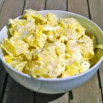 Super Easy Instant Pot Potato Salad