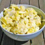 Super Easy Instant Pot Potato Salad