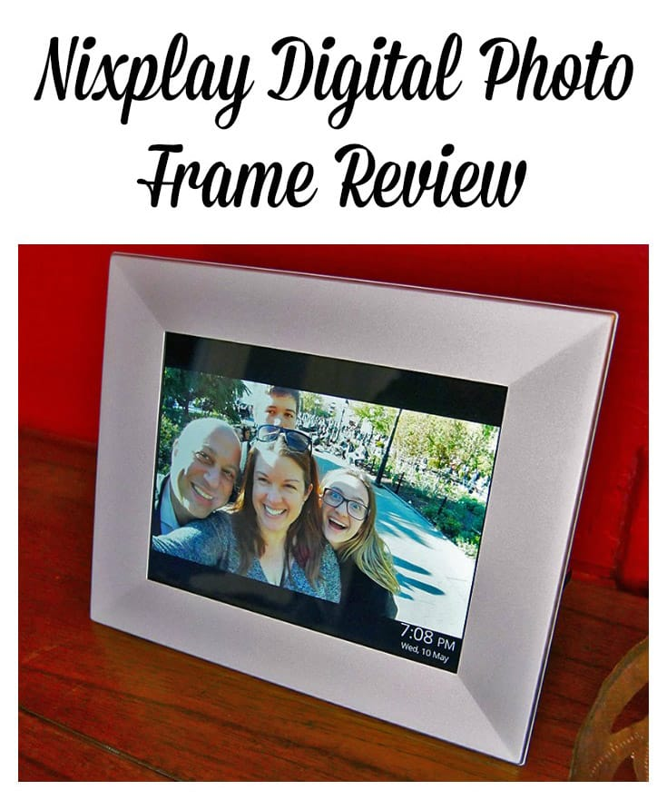 Looking for a beautiful way to display your pictures? This digital WiFi picture frame is great looking and VERY simple to use. It would make a great gift!