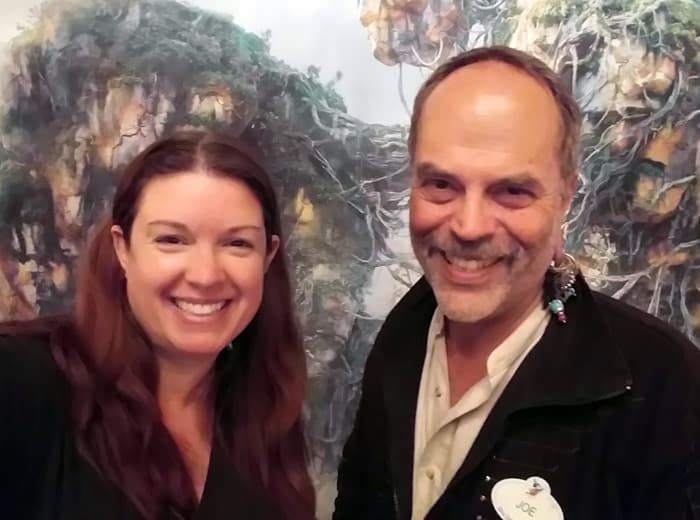 Pandora The World of Avatar - Amy Oztan and Joe Rohde