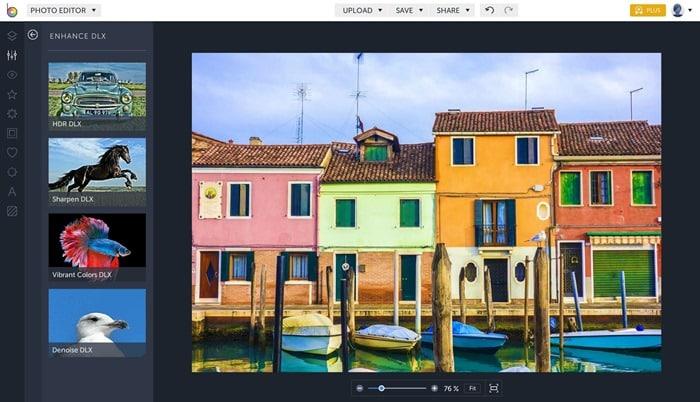 The Be Funky Photo Enhancer - Enhance DLX