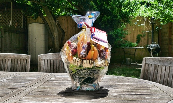 Edible Arrangements Fruit & Fire Bouquet