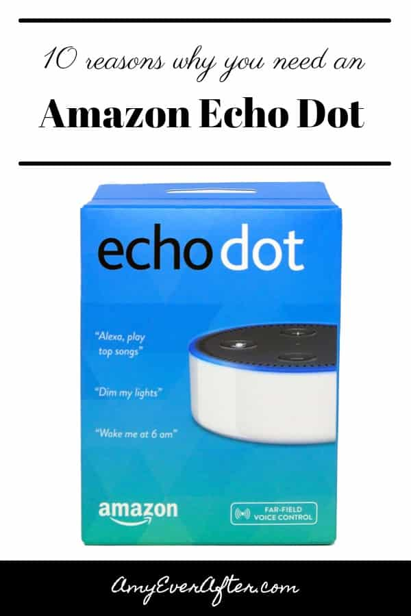 Are you looking for some Amazon Echo tips? Alexa is an amazing digital assistant who can do some really cool things. Here are some of my favorite echo tips, plus some excellent reasons for buying an Echo Dot!