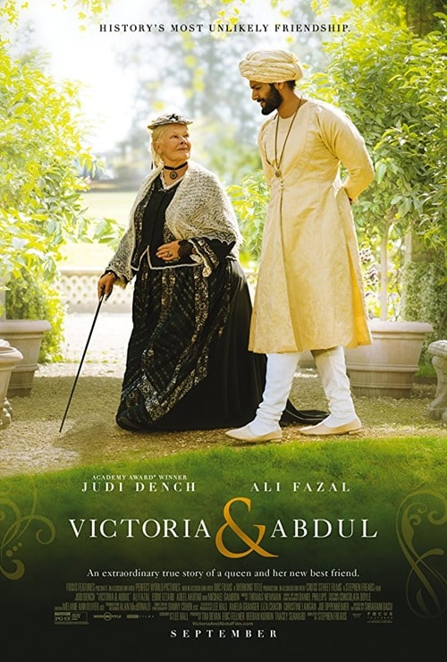 Wondering if you should see the new Victoria & Abdul movie? I think it depends on what you're looking for. Read my review to find out if you'll be entertained by this movie or not. #movie #review
