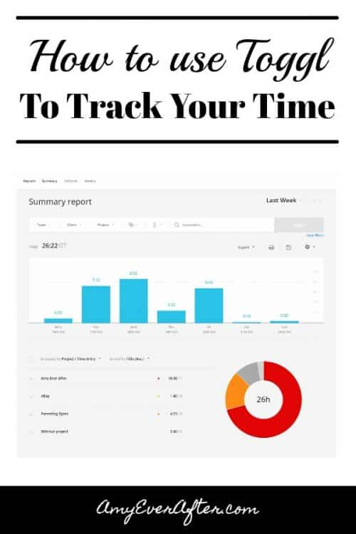 Looking for an easy and free way to keep track of how you spend your time? I've been using Toggl and I love it!