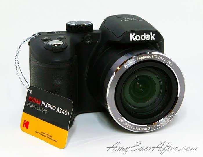Kodak PIXPRO AZ401 Review - camera