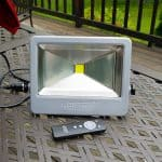 An Inexpensive Waterproof LED Floodlight To Light Your Yard Or House