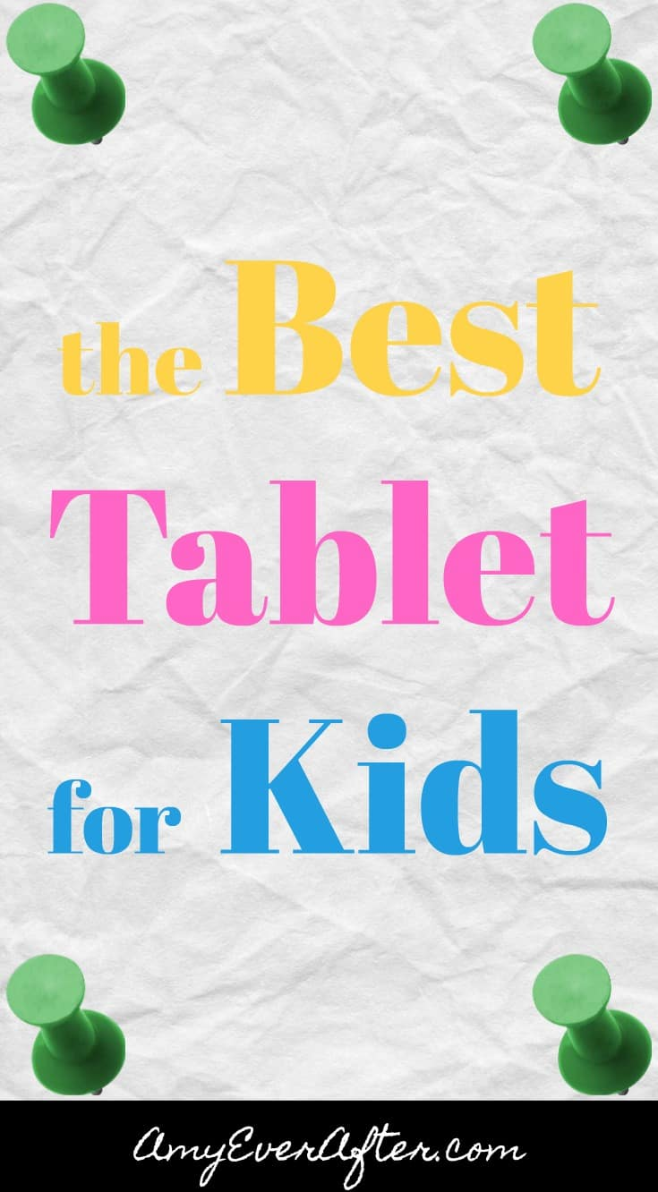 Looking for the best tablet for kids, especially the best tablet for toddlers? There's only one clear choice, and I've reviewed it in detail. The Kindle Fire HD 8 Kids Edition from Amazon has some amazing features, including fantastic parental controls.
