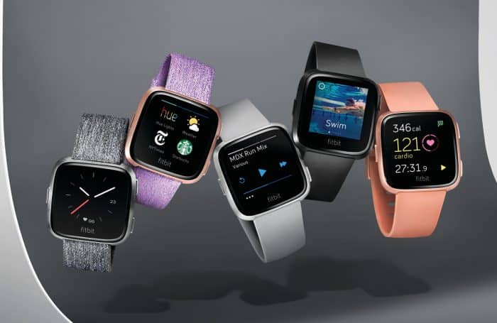 Fitbit Versa - classic editions and special editions
