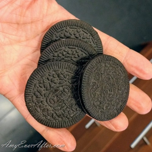 What you can eat on Weight Watchers Freestyle - Oreo Thins