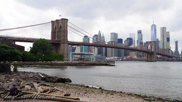 Seen Enough Tobacco campaign - Brooklyn Bridge