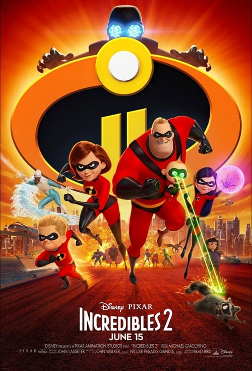 Looking for something fun to do with your whole family? 'Incredibles 2' won't disappoint. The whole gang is back, including Frozone and Edna! #Incredibles2