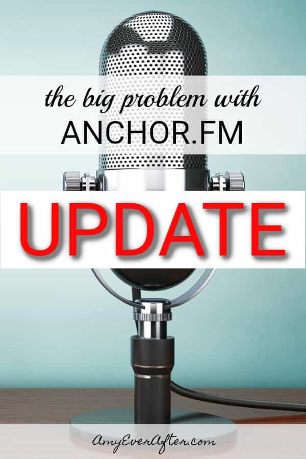 Are you a podcaster who was wary of the Anchor app due to their terms of service? I'm happy to report that they've made an important change. I would now consider Anchor a good platform to check out, especially if you're new to podcasting and wondering how to start a podcast. Their platform is free, and easy to use. #podcast #podcasting #app