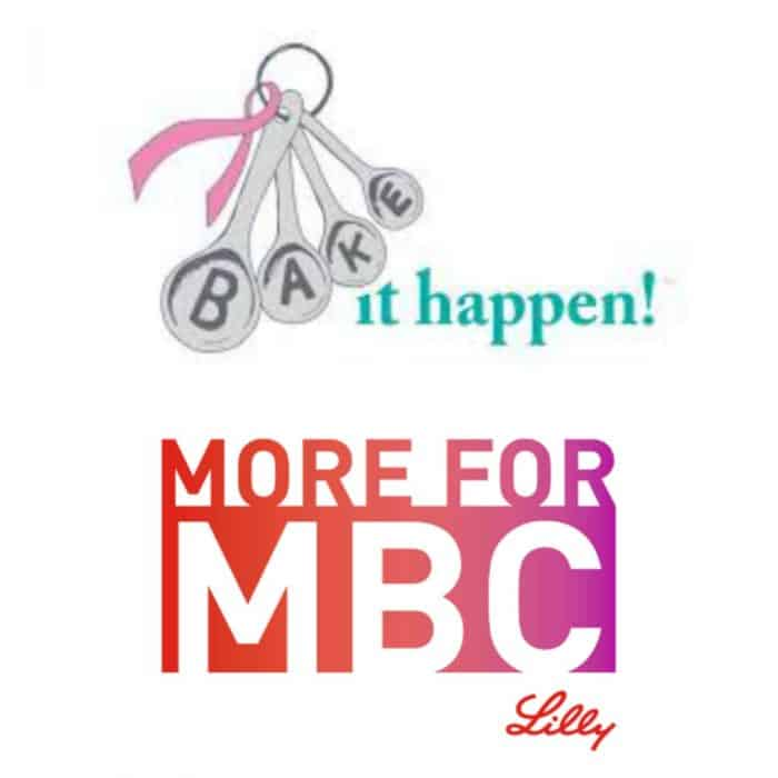 Logo for Bake It Happen and More For MBC